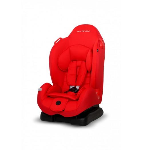 Avtosedež Strada CoTo Baby Red 9–25 kg