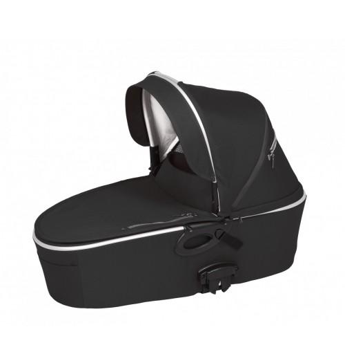 Prenosna košara Carrycot Outdoor - črn (2014/15)