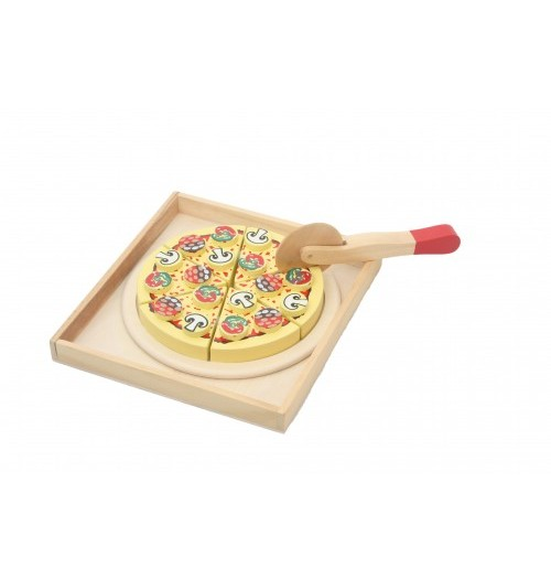 Lesena igrača (pica)
