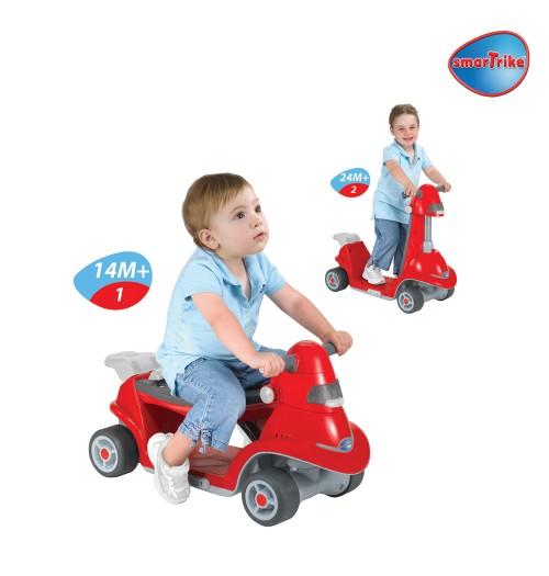 Tricikel Smart Trike (All in One 5)