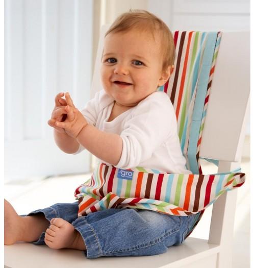 Varovalni prenosljivi stolček Gro