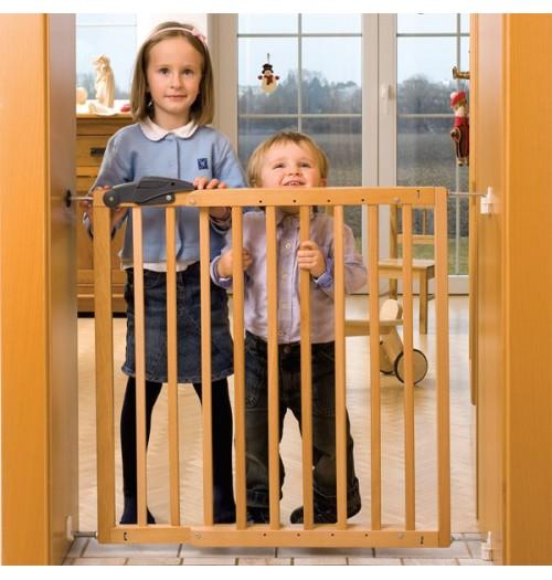 Varnostna vrata Bambinoworld Nicolas (78,5 do 113,5 cm)