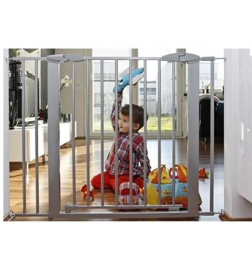 Varnostna vrata Bambinoworld Yael (76 - 81 cm)