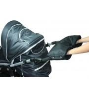 Toplo varovalo za roke Emitex muf za otroški voziček (dvodeln)