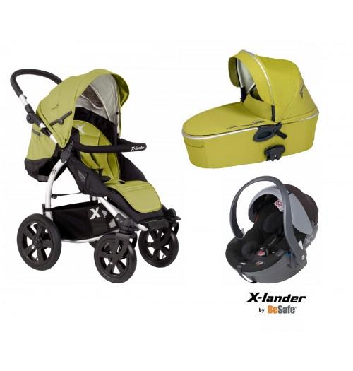Otroški voziček X-Lander XA 3v1 (2014/15)