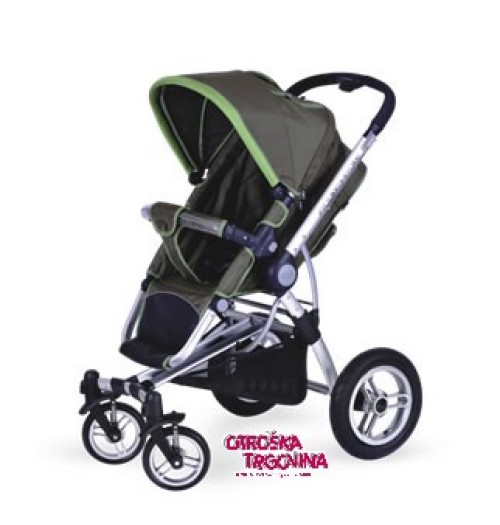 Otroški voziček Euro-Cart Lumina 2v1