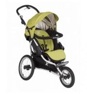 Otroški voziček X-Lander X-Run (zelen)