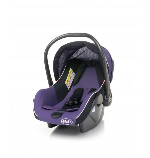 Avtosedež 4Baby Colby (0-13kg) - purple