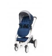 Otroški voziček 4Baby Cosmo 3 v 1 - navy blue
