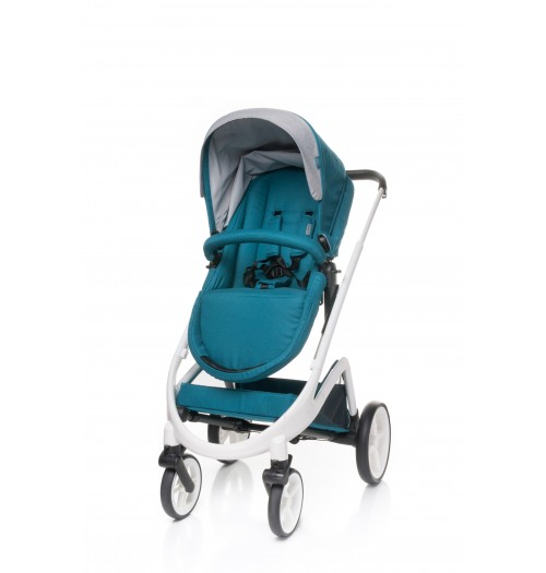 Otroški voziček 4Baby Cosmo 3 v 1 - turkus