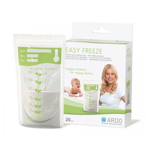 Vrečke za shranjevanje mleka (Easy Freeze)