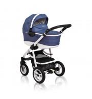 Otroški voziček CoTo Baby Aprilia 3v1 - len jeans
