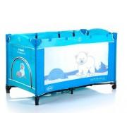 Prenosna otroška posteljica 4Baby VEGAS (Antarctica)