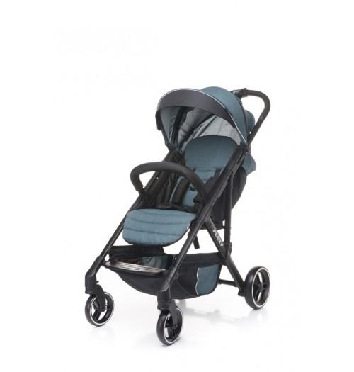 Otroški voziček 4Baby Flexy - navy blue