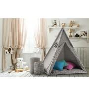 Otroški igralni šotor - TeePee Akuku - 8 elementov