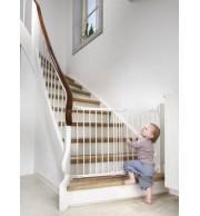 Varnostna vrata Baby Dan FlexiFit 67-105,5cm bela