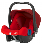 Avtosedež Römer Baby Safe Plus SHR II Flame red (0-13 kg)