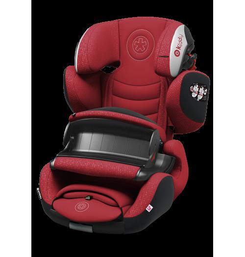 Avtosedež Kiddy Guardianfix 3 Ruby Red (9–36 kg)