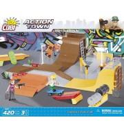 Crazy skatepark, Kocke za sestavljanje, COBI