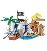 Piratski zaliv, Kocke za sestavljanje, COBI