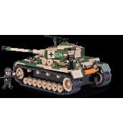 Panzer IV 3v1 (F1/G/H), 500 kock za sestavljanje, COBI