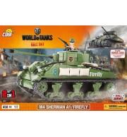 M4 Sherman A1 / Firefly, Kocke za sestavljanje, COBI