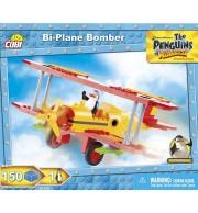 COBI Bi-Plane Bomber