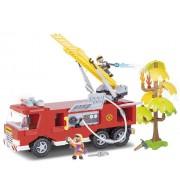 Veliki gasilski tovornjak, Kocke za sestavljanje, COBI