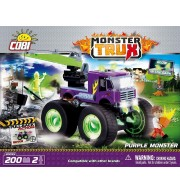 Purple Monster, Kocke za sestavljanje, COBI