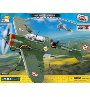 PZL P-23B Karas, Kocke za sestavljanje, COBI