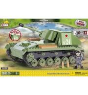 SU-76M Tank, Kocke za sestavljanje, COBI
