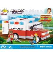Reševalno vozilo, Kocke za sestavljanje, COBI