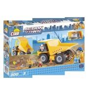 Veliki tovornjak prekucnik, Kocke za sestavljanje, COBI