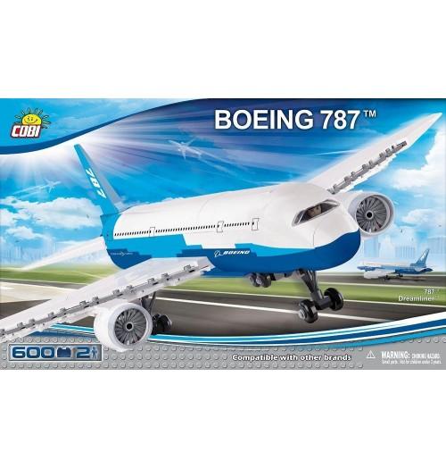 787 Dreamliner, Kocke za sestavljanje, COBI