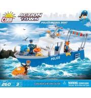 Policijski patruljni čoln, Kocke za sestavljanje, COBI
