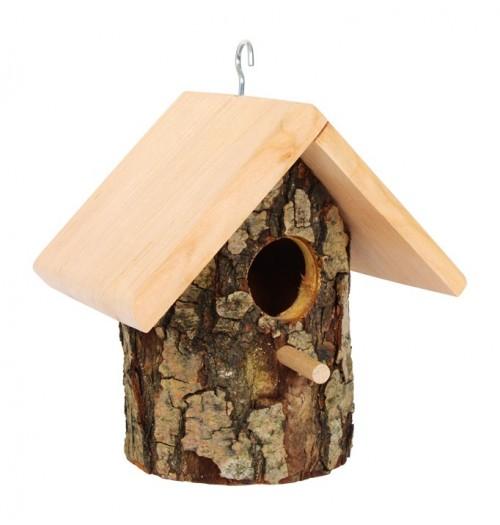 Lesena ptičja hišica Elli