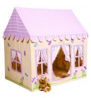 Hiška iz blaga z metulji Wingreen Majhna