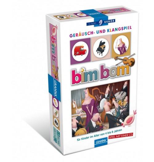 Igra za prepoznavanje zvokov Bim Bom (Granna)
