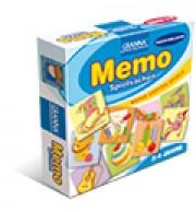 Igra spomin Memo (Granna)