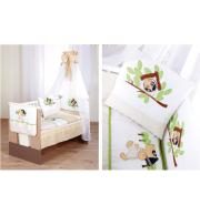 Posteljnina za otroško posteljico Klupś Kuža (6 delna)