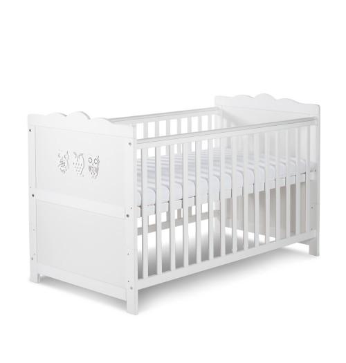 Otroška posteljica Klupś Marsell  (140 x 70 cm)