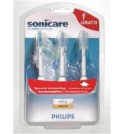 Nastavek za električno ščetko Sonicare Elite (medium) 2 + 1 kos GRATIS