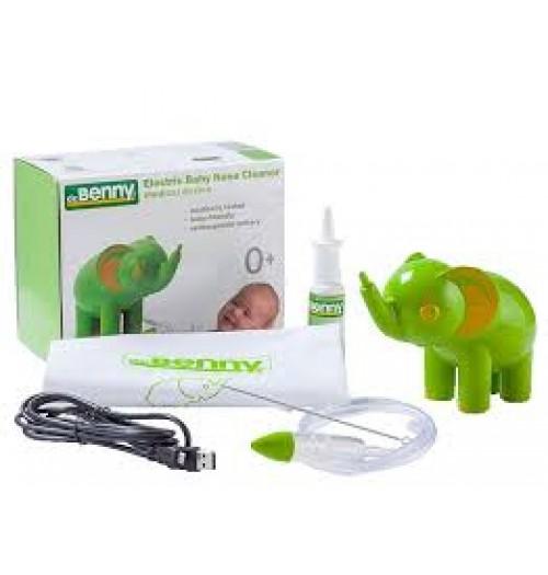 Dr. Benny slonček elektronski aspirator za čiščenje noska