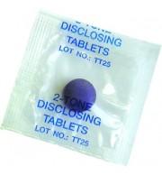 Tablete Plaqsearch za odkrivanje zobnih oblog - 20 kosov