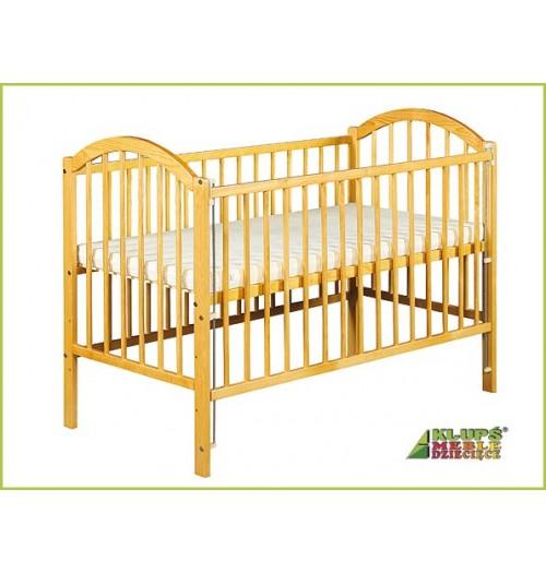 Otroška posteljica Ewelina I (120 x 60 cm)