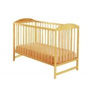 Otroška posteljica Kuba 2 (120 x 60 cm)