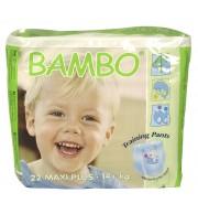 Otroške hlačke Bambo Eco Training Maxi Plus (14 kg+)