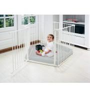 Varnostna ograda Park-a-Kid Baby Dan bela