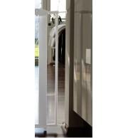 Podaljšek za varnostna vrata Bambinoworld Yael 7cm bel
