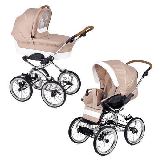 Otroški voziček Navington Caravel 2v1